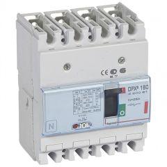 Disj puissance DPX³ 160 - magnéto-thermique - 36 kA - 4P - 25 A