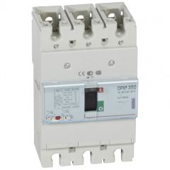 Disj puissance DPX³ 250 - magnéto-thermique - 50 kA - 3P - 160 A