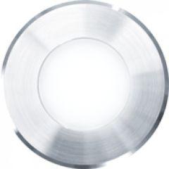 Encastre de sol KALANKOSOL diamètre 60 mm LED blanche alimentation séparée 24V