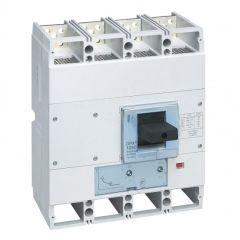 Disjoncteur magnétothermique DPX³ 1600 - Icu 70 kA - 4P - 1250 A