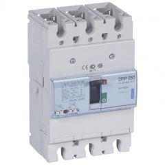 Disj puissance DPX³ 270 - magnéto-thermique - 70 kA - 3P - 160 A