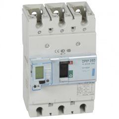 Disj puissance DPX³ 250 - électronique - 70 kA - 3P - 40 A