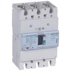 Disjoncteur puissance DPX³ 250 - magnéto-thermique - 70 kA - 3P - 200 A