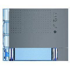 Façade Sfera New pour module électronique audio 2 appels/2 rangées - Allstreet