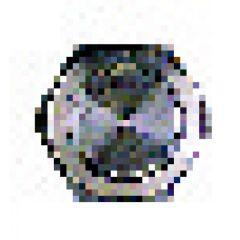 Bouton-poussoir pré-câblé antivandale NO-NF pose saillie sans plastron