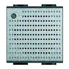 Sonnerie BUS 2 fils supplémentaire encastrée Livinglight - Tech