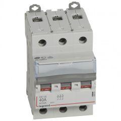 Inter-sectionneur de tête DX³-IS - vis/vis - 3P - 400 V~ - 40 A - 3 M