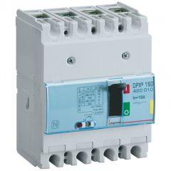 Disj puissance DPX³ 160 - magnéto-thermique - 16 kA - 4P - 16 A