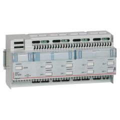 Contôleur variation modul-ECO BUS/SCS gestion d'éclair - ballast 1-10V - 10 mod