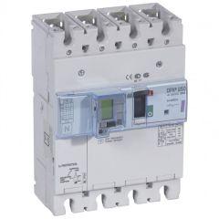 Disj puissance DPX³ 250 - électro diff à unité de mesure - 50 kA - 4P - 250 A