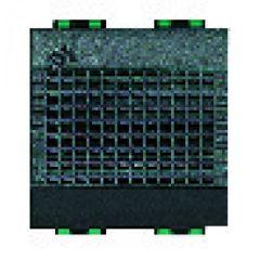 Sonnerie BUS 2 fils supplémentaire encastrée Livinglight - Anthracite