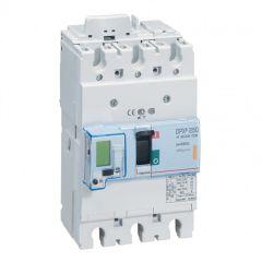 Disj puissance DPX³ 250 - électronique - 25 kA - 3P - 250 A