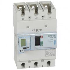 Disj puissance DPX³ 250 - électronique - 70 kA - 3P - 160 A