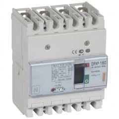 Disj puissance DPX³ 160 - magnéto-thermique - 25 kA - 4P - 40 A