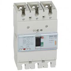Disjoncteur puissance DPX³ 250 - magnéto-thermique - 25 kA - 3P - 200 A