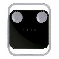 Télécommande bi-technologie Vigik® - Noir