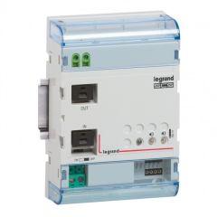 Extension BUS/SCS - pour communication d'informations sur 2 systèmes BUS/SCS