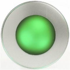 Luminaire Kalank mini LED lateral vert / 0,9W
