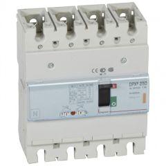 Disjoncteur puissance DPX³ 250 - magnéto-thermique - 25 kA - 4P - 200 A