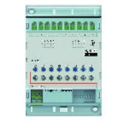 Actionneur 8 relais indépendants gestion de température MyHOME BUS - 4 modules