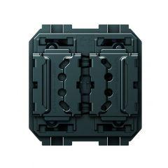 Interrupteur pour volets motorisés Livinglight MyHOME Play - avec neutre