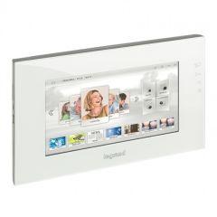 MyHOME screen 10'' Céliane BUS - écran capacitif - blanc