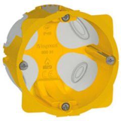 Lot spécial chantier de 6 x 50 boîtes 1 poste Prog. Ecobatibox - prof. 40 mm