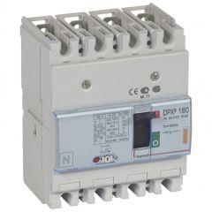Disj puissance DPX³ 160 - magnéto-thermique - 25 kA - 4P - 63 A