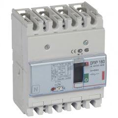 Disj puissance DPX³ 160 - magnéto-thermique - 36 kA - 4P - 63 A