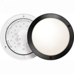 Hublot  Chartres - IP54-IK04 - ON/OFF LED 4000 K - T2-Noir