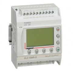 Centrale modulaire pour alarme technique - 6 directions - 4 modules - 24 V=