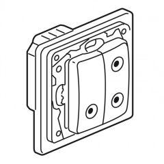 Interrupteur pour volets motorisés Niloé MyHOME Play - avec neutre