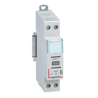Télévariateur compatible lampes à économie d'énergie - 1 module