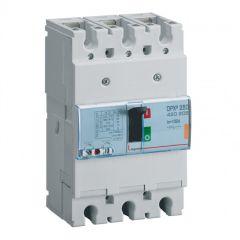 Disj puissance DPX³ 250 - magnéto-thermique - 25 kA - 3P - 100 A