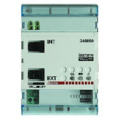 Interface d'appartement pour installation BUS 2 fils