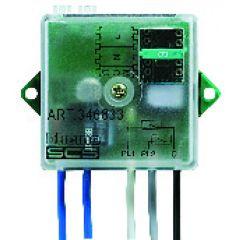 Interface porte palière - porte de sortie pour installation BUS 2 fil