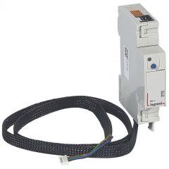 Interface électronique pour DPX³ S2 - 24 V~/= - 2 modules DIN