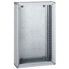 Coffret de distribution XL³ 400 - métal - H 1200 - gris RAL 7035