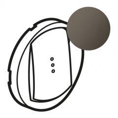 Enjoliveur Céliane - inter temporisé/inter + ventilation retardée - graphite