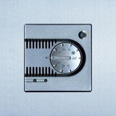 Thermostat sonde Art d'Arnould Epure MyHOME BUS - acier brossé