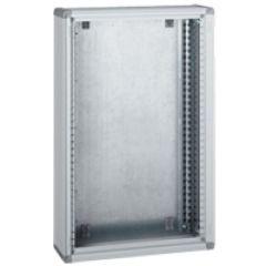 Coffret de distribution XL³ 400 - métal - H 1500 - gris RAL 7035