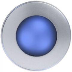 Luminaire Kalank mini LED lateral bleu / 1W