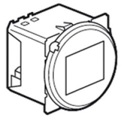 MyHOME screen 1,2'' Céliane BUS - 4 fonctions au choix - blanc