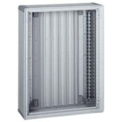 Coffret de distribution XL³ 400 - classe II - H 750 - gris RAL 7035