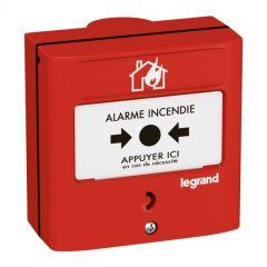 Déclencheur Manuel équipement d?alarme incendie - conventionnel standard