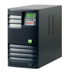 Onduleur monophasé modulaire Megaline tour à équiper de batterie - 6250 VA