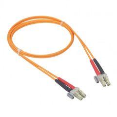 Cordon de brassage fibre optique serveur RFID - OM4 - LC/LC - 2 m
