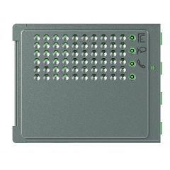 Façade Sfera Robur pour module électronique audio