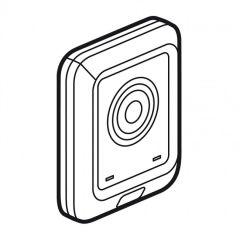 Lecteur à badge 13.56 MHz IP 55 - IK 08 - lecteur extérieur autonome -saillie