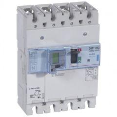 Disj puissance DPX³ 250 - électro diff à unité de mesure - 70 kA - 4P - 40 A